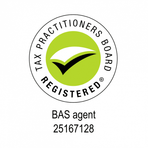Registered with the Tax Practitioners Board